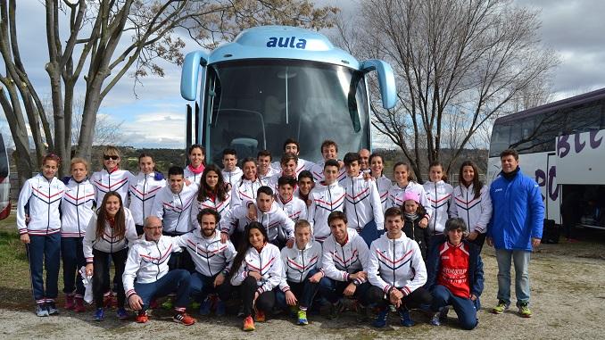 El Capex competirá en Castellón, Madrid y Antequera este fin de semana