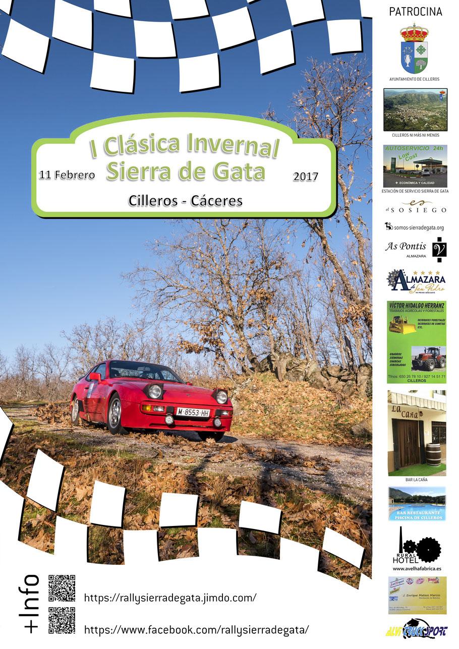 I Clásica Invernal Sierra de Gata