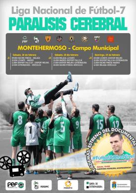 Liga Nacional de Fútbol-7 Paralisis Cerebral