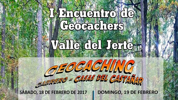 Primer encuentro de Geocaching Valle del Jerte
