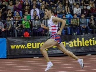 Sergio Paniagua mostró su dominio en la repetición de la final del 1500ml