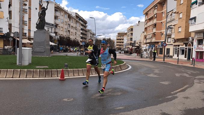 Toni Franco se proclama Campeón de Extremadura de Duatlón PTS5 en Almendralejo