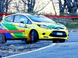 Daniel Mariño - Cara y cruz para el Extremadura Rallye Team en el 32º Rallye Norte de Extremadura