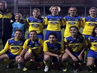 Derrota del Primera División Extremeña Femenina del Don Benito Balompié ante La Bellota Deportiva