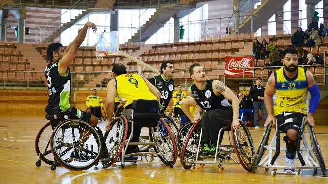 El Mideba Extremadura cae derrotado ante Ilunion vigente campeón de Copa del Rey CD Ilunion