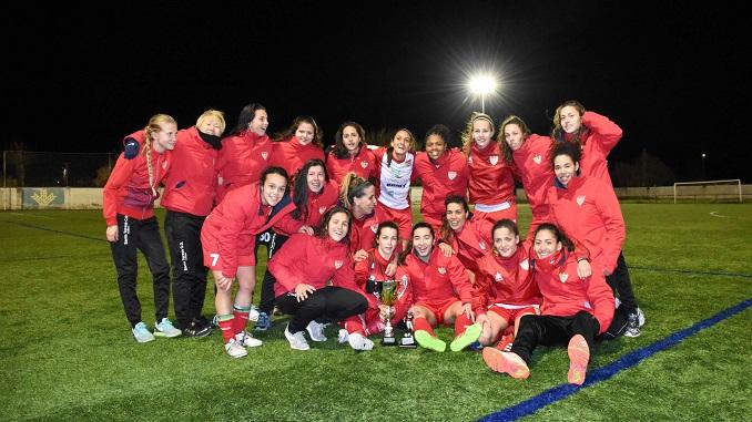 El Santa Teresa, campeón de la Copa Federación