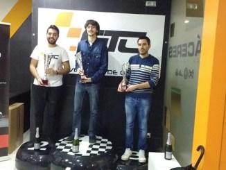 Gabriel Martín Alvarado Campeonato de Extremadura Fórmula Online GT