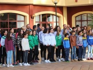 Meme Deocano en las I Jornadas de Fútbol Femenino en Extremadura