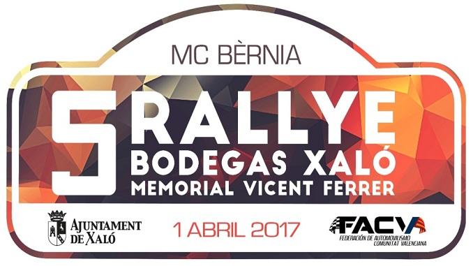 Alberto Espino en Rallye Bodegas Xaló