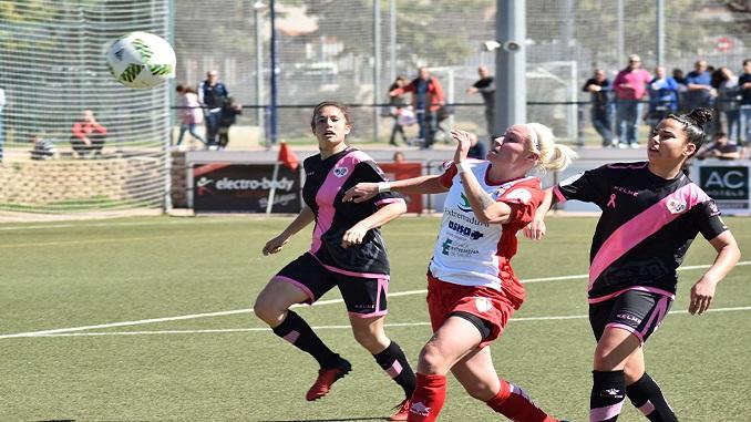 Santa Teresa y Zaragoza se enfrentan en El Vivero