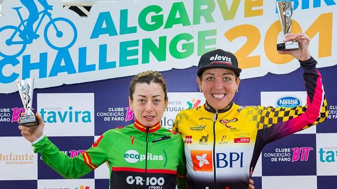 Susana Alonso y Celina Carpinteiro subcampeonas Algarve Bike Challenge