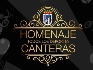 Homenaje a la cantera del deporte de Badajoz