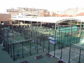 Este fin de semana se celebra El Campeonato de España de Pádel en Cáceres