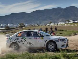 La Escudería Extremeña Ráfagas Racing estará en el III Rallye Circuito de Navarra