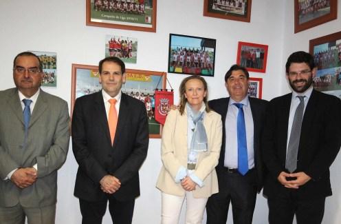 La Liga Santa Teresa Badajoz