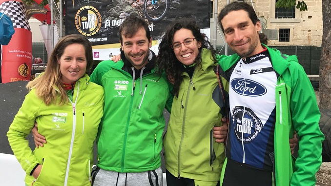 Pedro Romero sigue al frente la Imperial Bike Tour by Ford