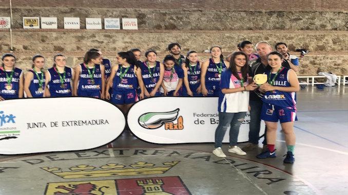 Satelca San Antonio y Miralvalle Plasencia ganan el Cadete de Oro