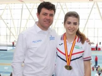 José Ángel Rama ha sido declarado por la Junta de Extremadura entrenador de alto rendimiento