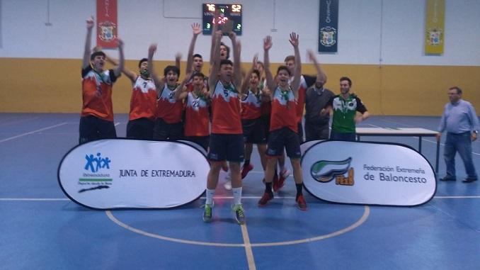 Satelca San Antonio Cáceres y Miralvalle Plasencia son los campeones cadete de oro
