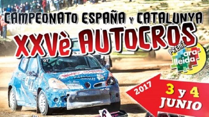 El nacional de Autocross celebra este fin de semana el XXV Premi Ara Lleida