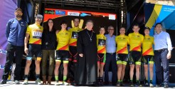 lideres Open XCM tras Colina triste
