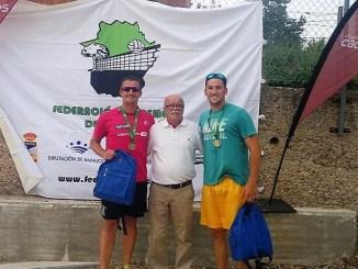 Los gaditanos Gálvez y Yagüe se adjudicaron el I Trofeo de Ferias ciudad de Cáceres