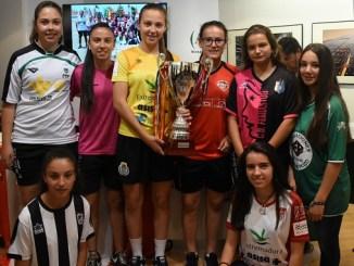 Presentada la VII Women's Cup, el torneo internacional que se consolida en Badajoz