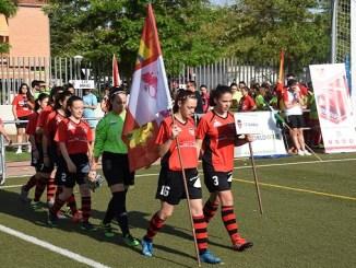 Gran ambiente en la primera jornada de la VII Women's Cup internacional