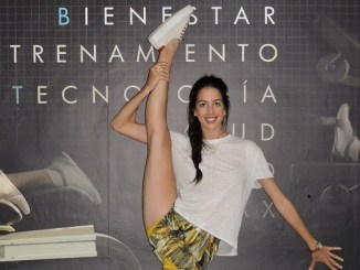"""Alejandra Quereda: """"El nivel de las gimnastas de El Perú es muy, muy alto"""""""