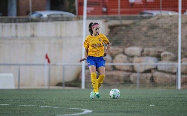 Ariadna Rovirola, nuevo fichaje del Santa Teresa Badajoz procedente del FC Barcelona