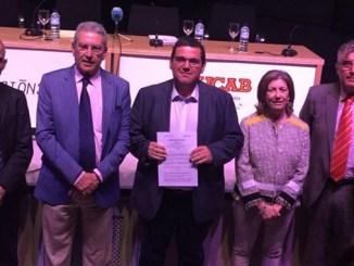 Convenio Ibercaja Caja Badajoz Mideba