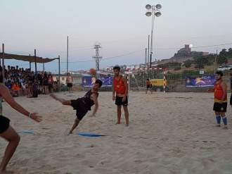 V Open de Balonmano Playa 'Memorial Manuel Álvarez Hurtado' de Alburquerque (1)