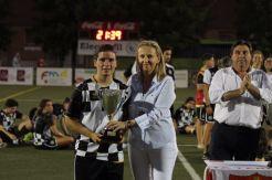 El Santa Teresa Badajoz golea al Boavista FC en su presentación (1)