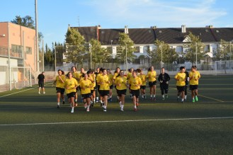El Santa Teresa Badajoz inicia los entrenamientos y presenta a los fichajes (1)