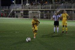 El Santa Teresa Badajoz pasa a la final de Copa Federación tras vencer al CD Badajoz (1)