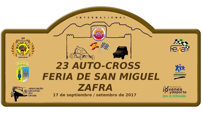 Previa del XXIII Autocross Feria de San Miguel Zafra