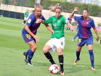 El Barça muestra su superioridad ante el Santa Teresa Badajoz