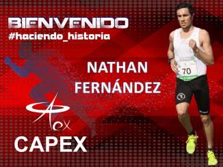 Nathan Fernández, nuevo refuerzo del CAPEX