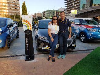 Segunda posición para Aviñó y Canela en el 4º Eco Rally Comunitat Valenciana