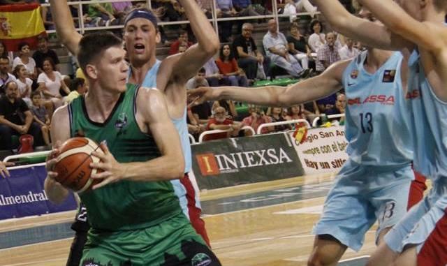 El Cáceres Patrimonio de la Humanidad muestra músculo ante el Barcelona (95-73)   Cáceres Basket
