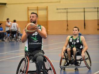 El Mideba Extremadura se estrena en casa ante Bilbao