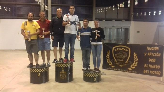 Francisco Reales y José Luis Barriga se llevan IV Rallye Histórico de Almendralejo