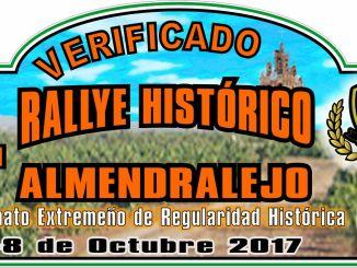 Previa IV Rallye Histórico de Almendralejo
