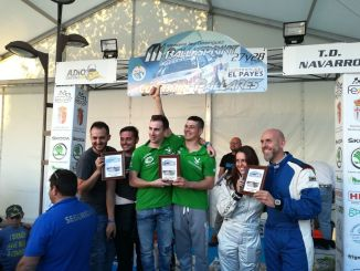 Resultados del Extremadura Rallye Team en el III RallySprint Culebrín-Pallares