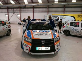 Sexto puesto de Reyes y Espinar en el 41 Rallye Villa de Llanes
