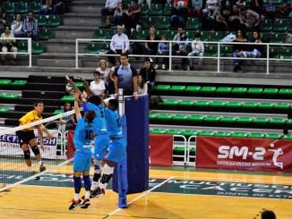 Victoria del Electroash Extremadura 3-1 ante CyL Palencia