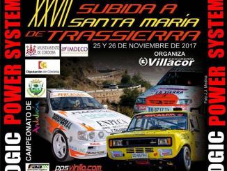 El extremeño David Navarro acudirá a la 27ª subida a Santa María de Trassiera en Córdoba
