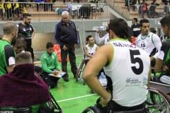Derrota del Mideba Extremadura ante el imbatido AMIAB Albacete (3)