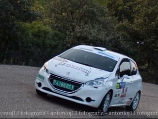 Noriego y Canelo en el cierre del nacional de Rallyes de Asfalto