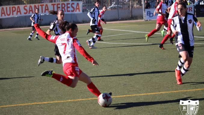 El Santa Teresa Badajoz despide el año en casa ante Albacete